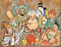 Seven Deities