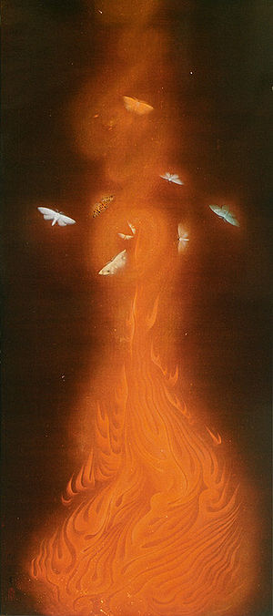 Enbu, Dance of Flames 1925
