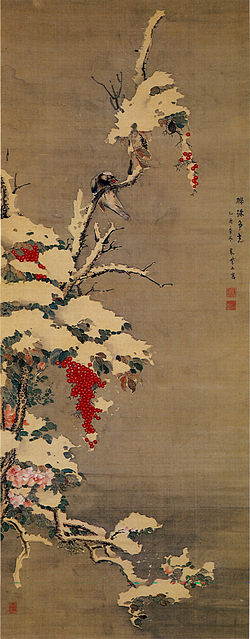 Kacho-zu, Flowers & Birds 1765