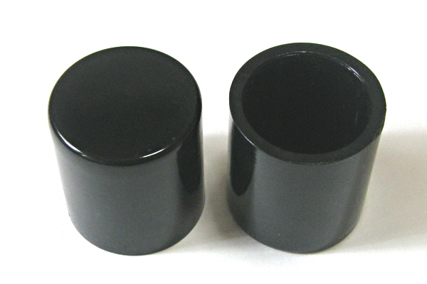 Roller Ends made from Plastic