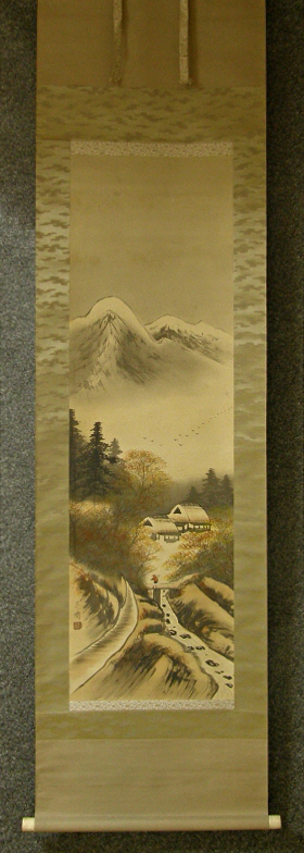 [ Japanese Landscape View in the Autumn ]