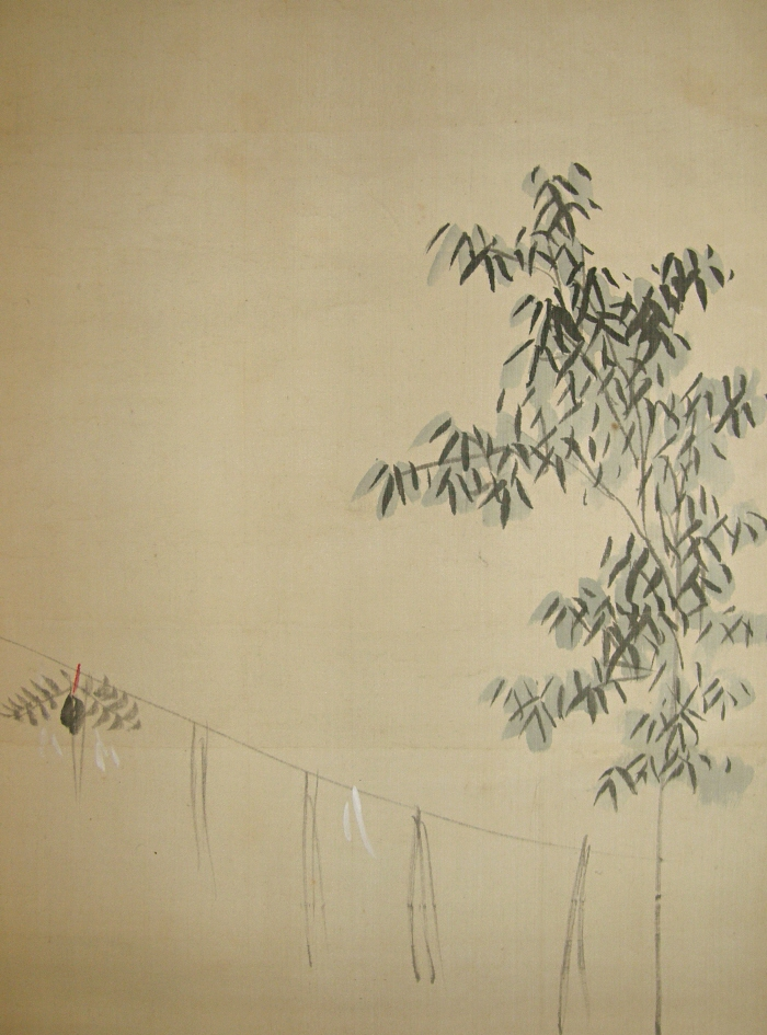 Japanese Antique Painting