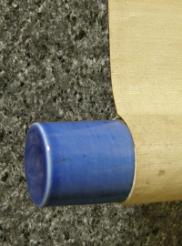 Roller End made from Japanese Pottery